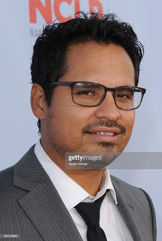 Actor Michael Pena arrives at the 2012 NCLR ALMA Awards at Pasadena Civic Auditorium on September 16, 2012 in Pasadena, California.