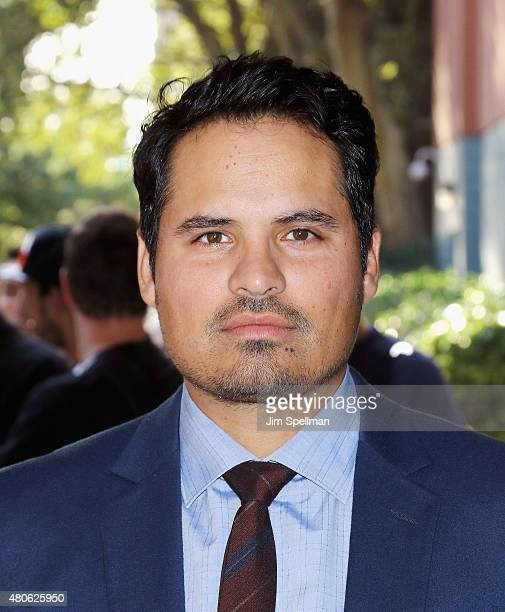 Actor Michael Pena attends a Marvel's screening of 'AntMan' hosted by The Cinema Society and Audi on July 13 2015 in New York City