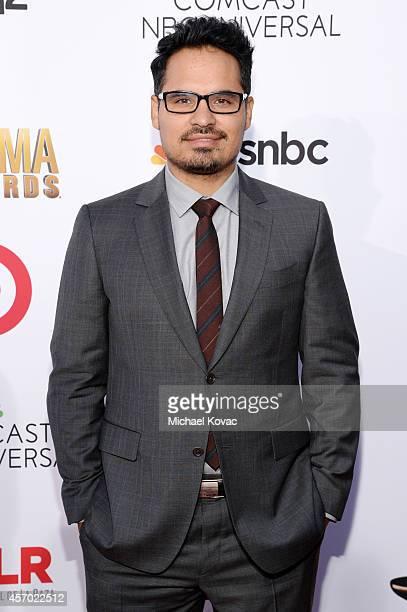 Actor Michael Pena attends the 2014 NCLR ALMA Awards at the Pasadena Civic Auditorium on October 10 2014 in Pasadena California