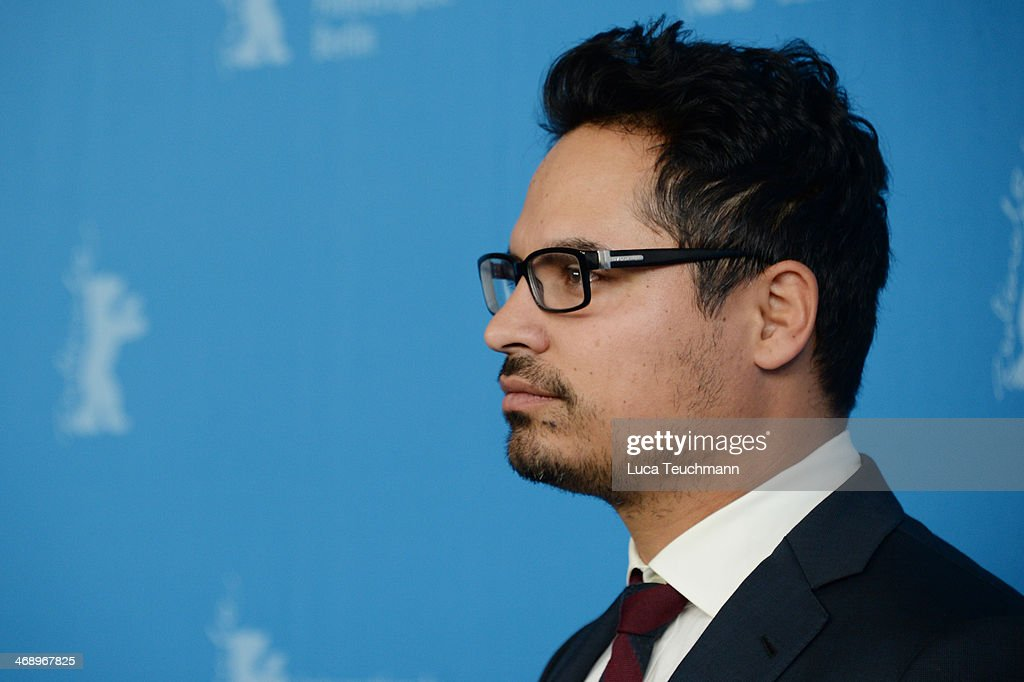 Actor Michael Pena attends the 'Cesar Chavez' photocall during 64th Berlinale International Film Festival at Grand Hyatt Hotel on February 12, 2014 in Berlin, Germany.