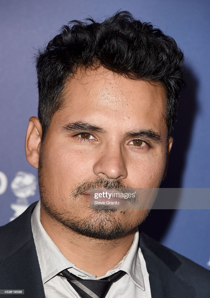 Actor Michael Pena attends the Hollywood Foreign Press Association's Grants Banquet at The Beverly Hilton Hotel on August 14 2014 in Beverly Hills...
