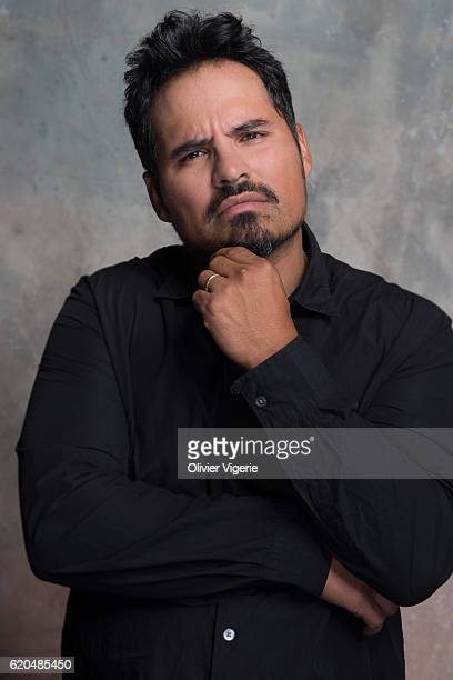Actor Michael Pena is photographed for Self Assignment on September 3 2016 in Deauville France