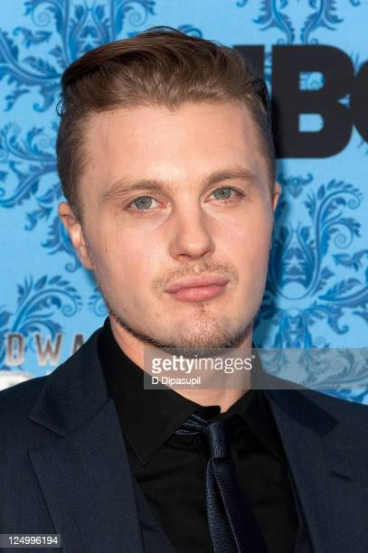 Actor Michael Pitt attends the 'Boardwalk Empire' Season 2 premiere at the Ziegfeld Theater on September 14 2011 in New York City