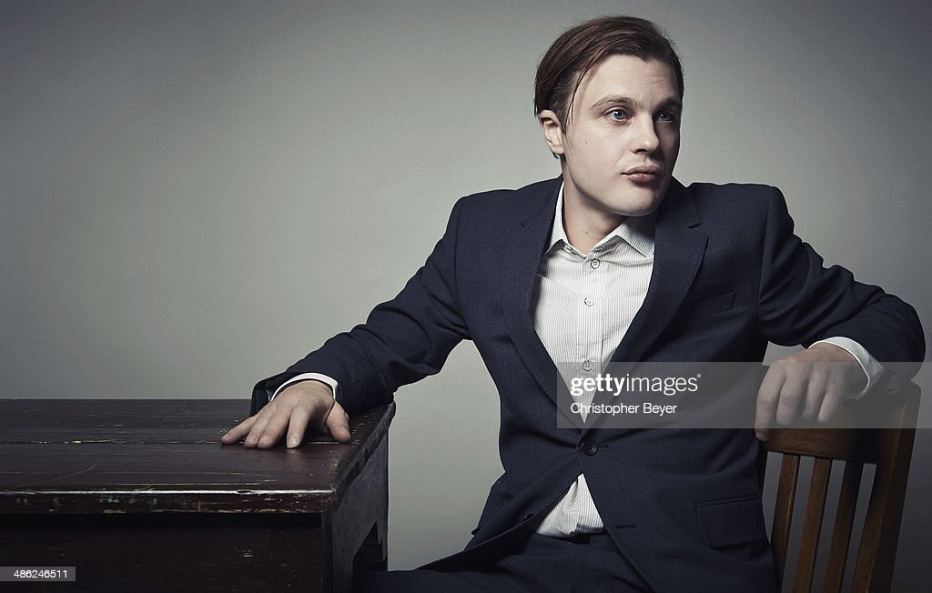 Actor Michael Pitt is photographed for Entertainment Weekly Magazine on January 25, 2014 in Park City, Utah.