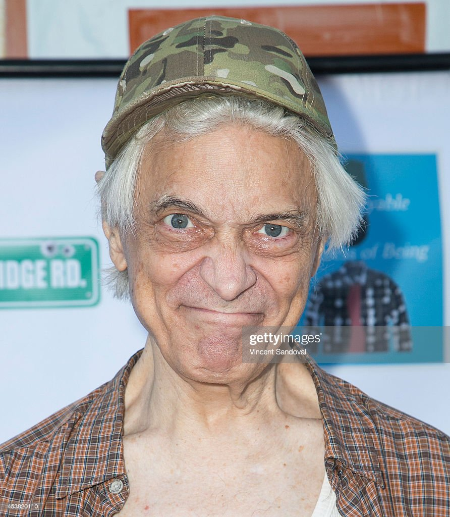 Actor Michael Prichard attends the premiere of 'Fried Meat 3: The Unfryable Meatness of Being' at Pacific Resident Theatre on August 18, 2014 in Venice, California.