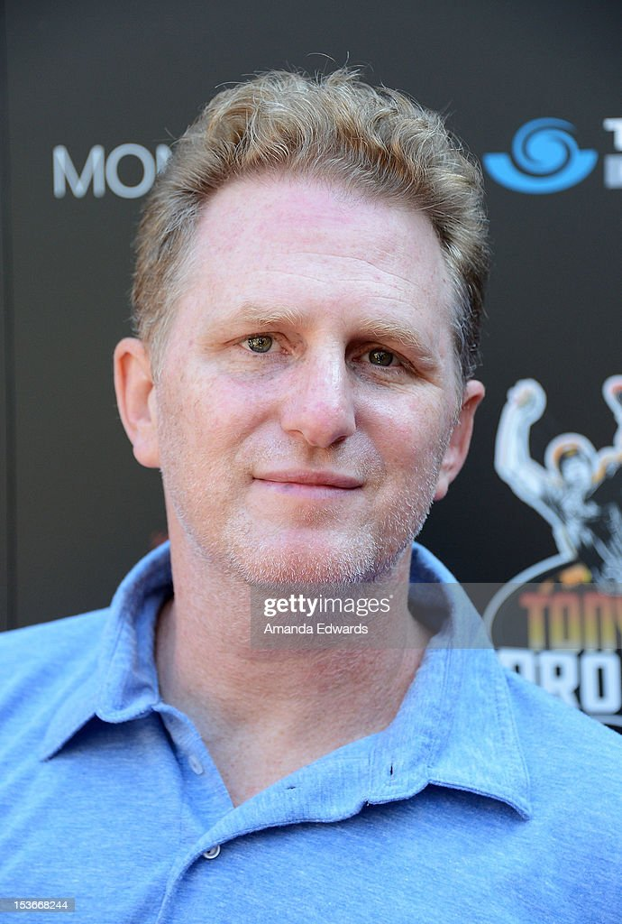 Actor Michael Rapaport arrives at the 9th Annual Stand Up For Skateparks Benefiting The Tony Hawk Foundation at a private residence on October 7, 2012 in Beverly Hills, California.
