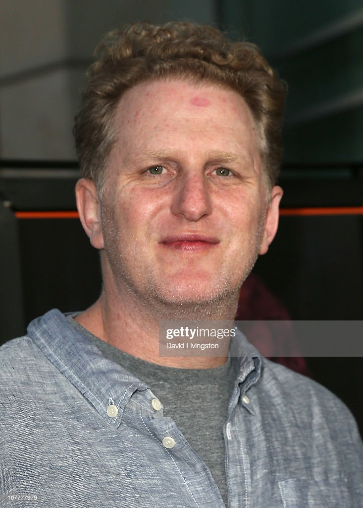 Actor Michael Rapaport attends a screening of Magnolia Pictures' 'Kiss of the Damned' at ArcLight Cinemas on April 29, 2013 in Hollywood, California.