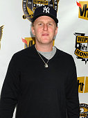 Actor Michael Rapaport attends the 2008 VH1 Hip Hop Honors awards show at Hammerstein Ballroom on October 2 2008 in New York City