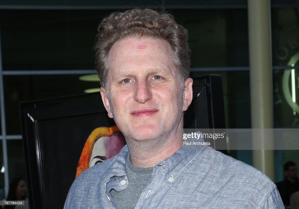 Actor <a gi-track='captionPersonalityLinkClicked' href=/galleries/search?phrase=Michael+Rapaport&family=editorial&specificpeople=234353 ng-click='$event.stopPropagation()'>Michael Rapaport</a> attends the special screening of 'Kiss Of The Damned' at the ArcLight Hollywood on April 29, 2013 in Hollywood, California.