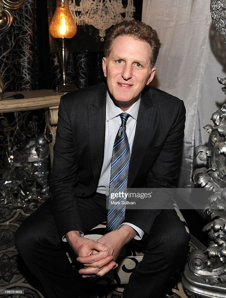 Actor Michael Rapaport in Backstage Creations Celebrity Retreat at 2012 NAACP Image Awards at The Shrine Auditorium on February 17, 2012 in Los Angeles, California.