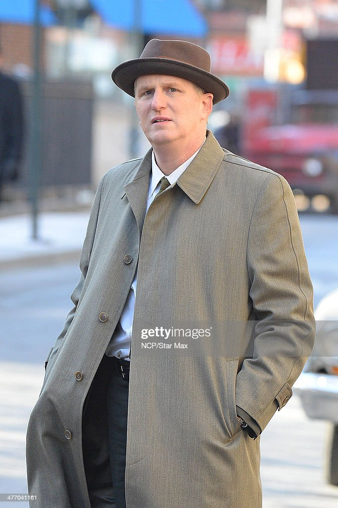 Actor Michael Rappaport is seen on March 6, 2014 in New York City.