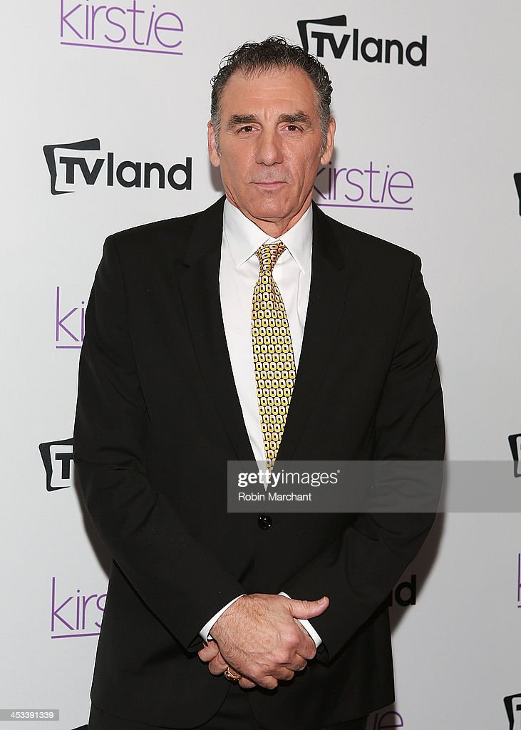 Actor Michael Richards attends the 'Kirstie' premiere party at Harlow on December 3, 2013 in New York City.