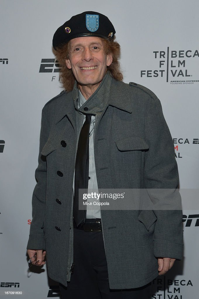Actor Michael Rudman attends the ESPN Sports Film Festival Gala: 'Big Shot' after party during the 2013 Tribeca Film Festival on April 19, 2013 in New York City.