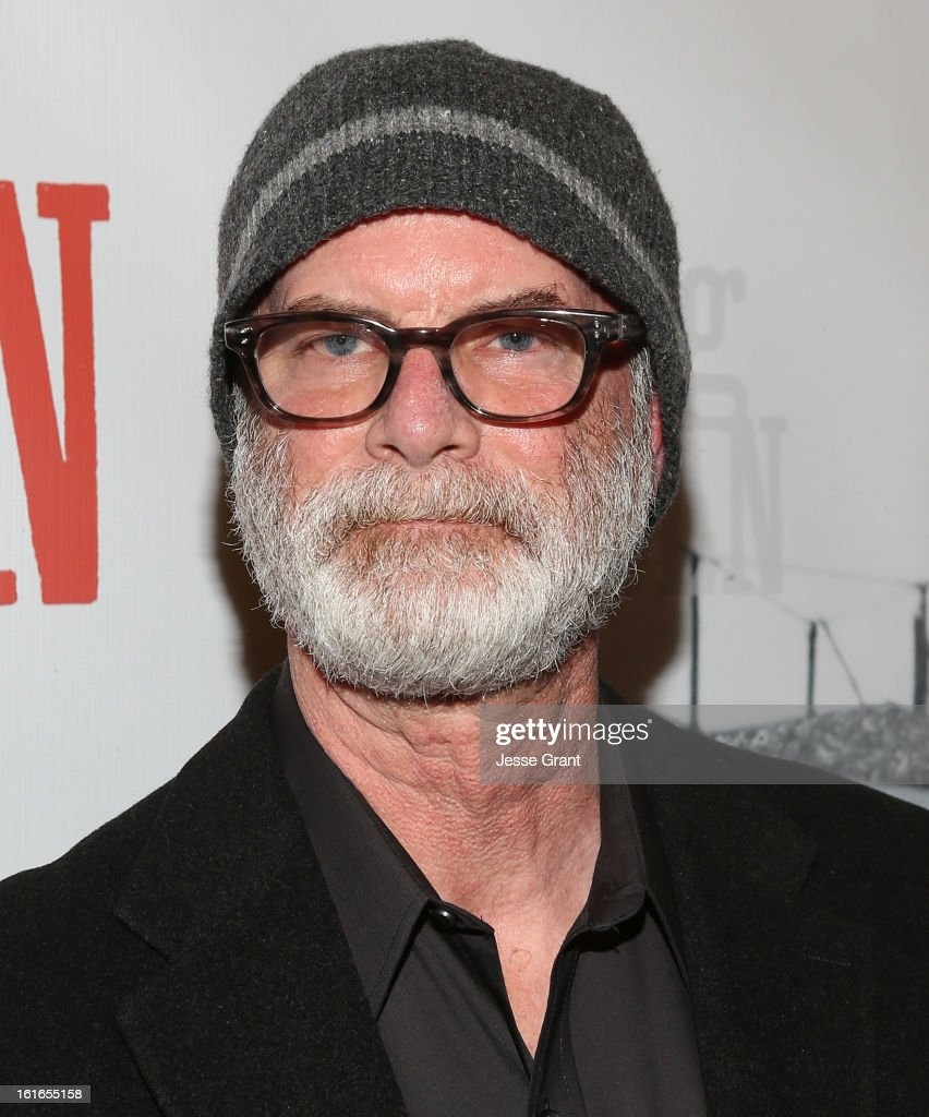 Actor Michael Shamus Wiles attends the Pictures From The Fringe World Premiere of 'Saving Lincoln' at The Alex Theatre on February 13, 2013 in Glendale, California.