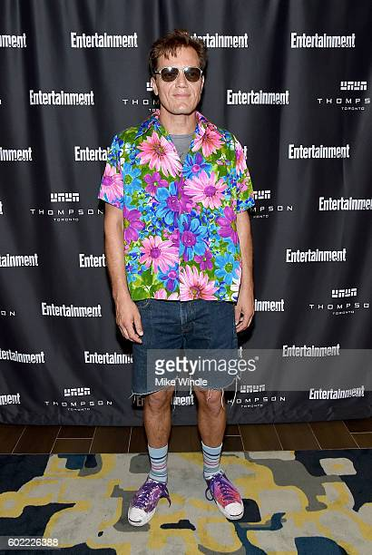 Actor Michael Shannon attends Entertainment Weekly's Toronto Must List party at the Thompson Hotel on September 10 2016 in Toronto Canada