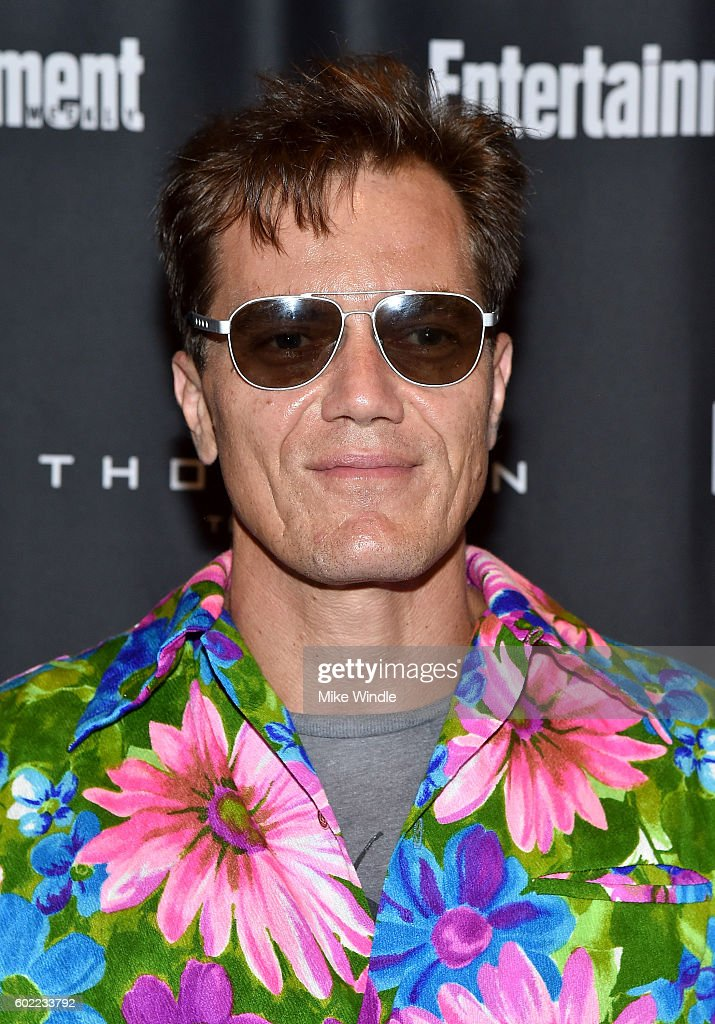 Actor Michael Shannon attends Entertainment Weekly's Toronto Must List party at the Thompson Hotel on September 10, 2016 in Toronto, Canada.