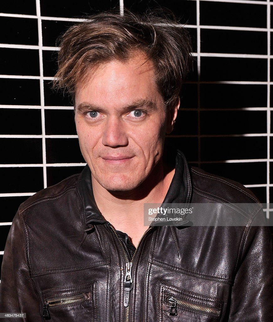 Actor Michael Shannon attends IFC Films' 'Hateship Loveship' screening hosted by The Cinema Society and Montblanc after party at The Skylark on April...