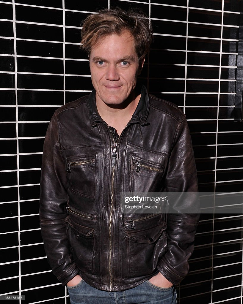 Actor <a gi-track='captionPersonalityLinkClicked' href=/galleries/search?phrase=Michael+Shannon&family=editorial&specificpeople=660513 ng-click='$event.stopPropagation()'>Michael Shannon</a> attends IFC Films' 'Hateship Loveship' screening hosted by The Cinema Society and Montblanc after party at The Skylark on April 8, 2014 in New York City.