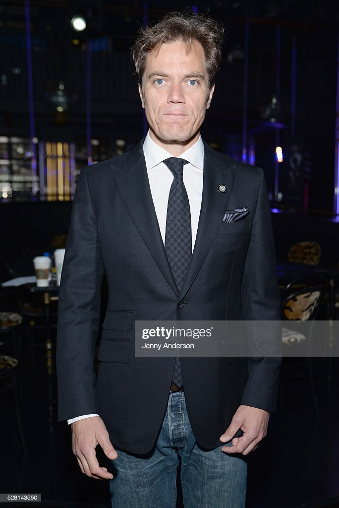 Actor Michael Shannon attends the 2016 Tony Awards Meet The Nominees Press Reception on May 4, 2016 in New York City.