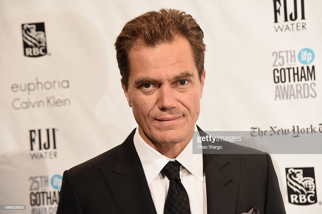Actor Michael Shannon attends the 25th Annual Gotham Independent Film Awards at Cipriani Wall Street on November 30 2015 in New York City