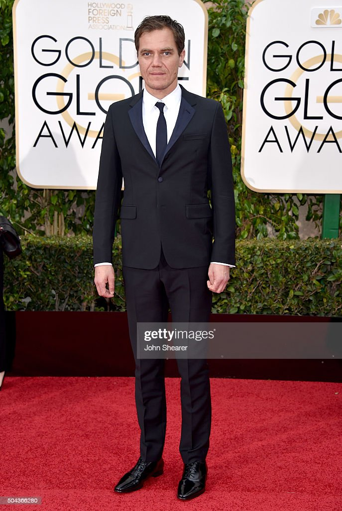 Actor Michael Shannon attends the 73rd Annual Golden Globe Awards held at the Beverly Hilton Hotel on January 10 2016 in Beverly Hills California