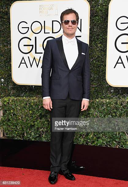 Actor Michael Shannon attends the 74th Annual Golden Globe Awards at The Beverly Hilton Hotel on January 8 2017 in Beverly Hills California