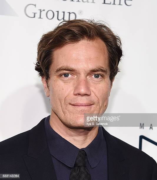 Actor Michael Shannon attends the 82nd annual Drama League Awards Ceremony And Luncheon at Marriott Marquis Times Square on May 20 2016 in New York...