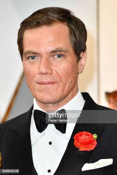Actor Michael Shannon attends the 89th Annual Academy Awards at Hollywood Highland Center on February 26 2017 in Hollywood California