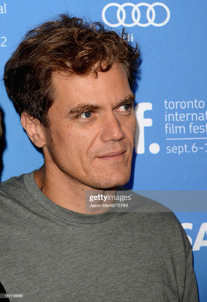 Actor Michael Shannon attends the 'Iceman' Photo Call during the 2012 Toronto International Film Festival at TIFF Bell Lightbox on September 10 2012...