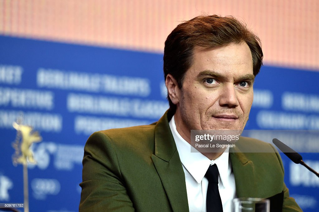 Actor <a gi-track='captionPersonalityLinkClicked' href=/galleries/search?phrase=Michael+Shannon&family=editorial&specificpeople=660513 ng-click='$event.stopPropagation()'>Michael Shannon</a> attends the 'Midnight Special' press conference during the 66th Berlinale International Film Festival Berlin at Grand Hyatt Hotel on February 12, 2016 in Berlin, Germany.