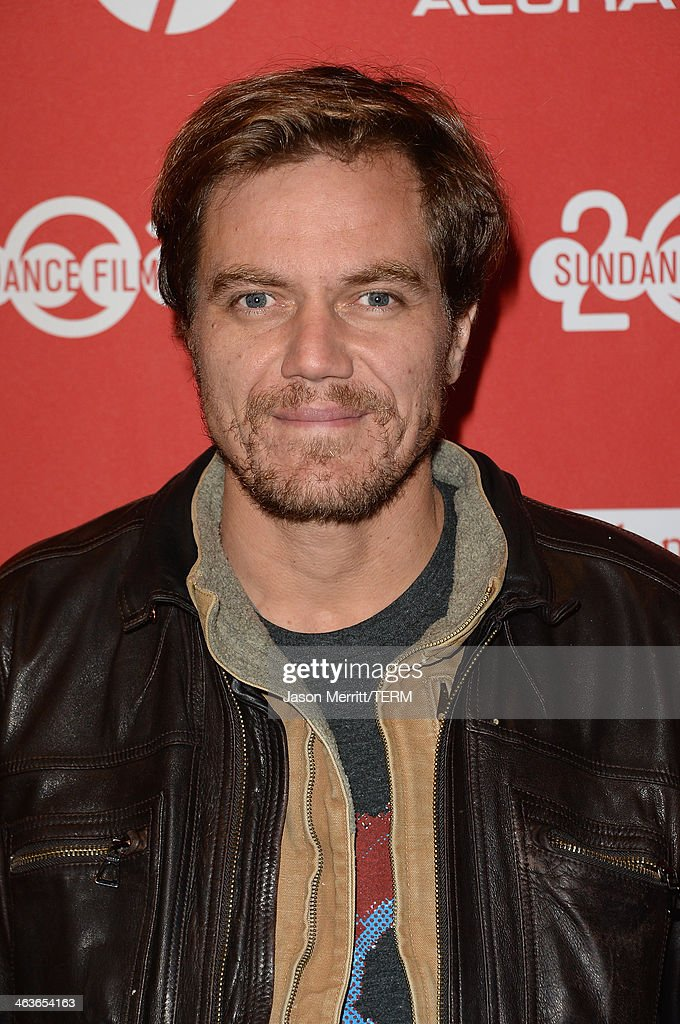 Actor <a gi-track='captionPersonalityLinkClicked' href=/galleries/search?phrase=Michael+Shannon&family=editorial&specificpeople=660513 ng-click='$event.stopPropagation()'>Michael Shannon</a> attends the premiere of 'Young Ones' at the Eccles Center Theatre during the 2014 Sundance Film Festival on January 18, 2014 in Park City, Utah.