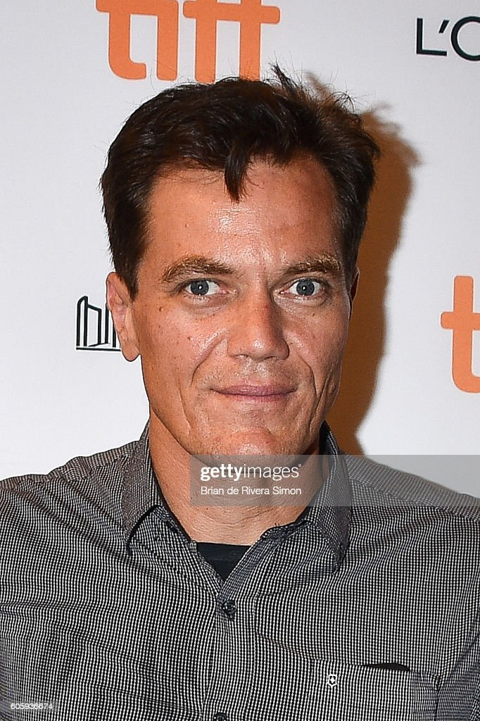 Actor Michael Shannon attends the 'Salt and Fire' premiere during the 2016 Toronto International Film Festival at The Elgin on September 15, 2016 in Toronto, Canada.