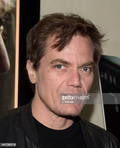 Actor Michael Shannon attends the 'Wolves' New York Screening at IFC Center on March 2 2017 in New York City
