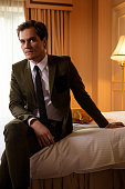 Actor Michael Shannon is photographed for GQ Germany on February 19 2016 in Berlin Germany