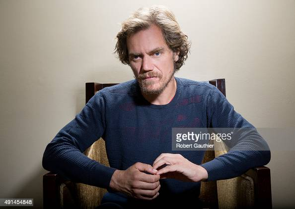 Actor Michael Shannon is photographed for Los Angeles Times on September 18 2015 in Los Angeles California PUBLISHED IMAGE CREDIT MUST READ Robert...
