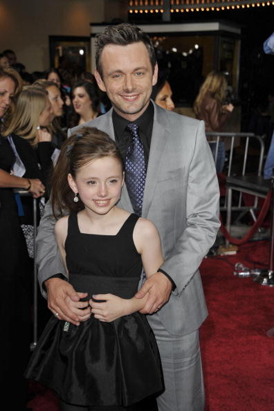 Actor Michael Sheen arrives at 'The Twilight Saga New Moon' premiere ...