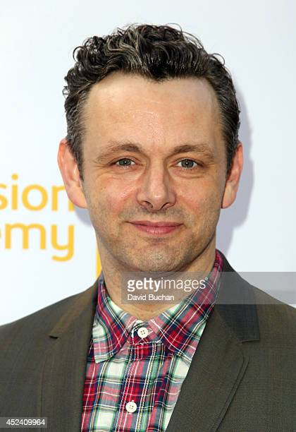 Actor Michael Sheen at The Television Academy's Costume Design and Supervision Peer Group Executive Committee hosts costume design Emmy nominee...
