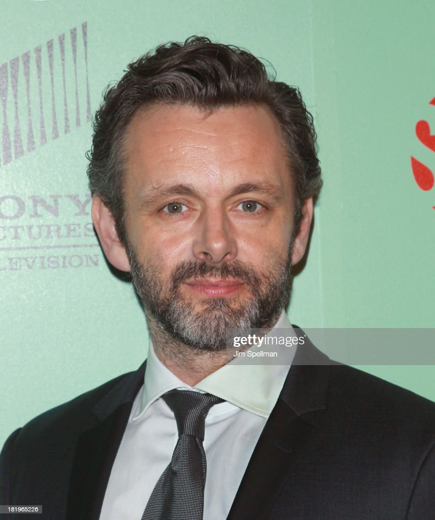 Actor <a gi-track='captionPersonalityLinkClicked' href=/galleries/search?phrase=Michael+Sheen&family=editorial&specificpeople=213120 ng-click='$event.stopPropagation()'>Michael Sheen</a> attends 'Masters Of Sex' New York Series Premiere at The Morgan Library & Museum on September 26, 2013 in New York City.