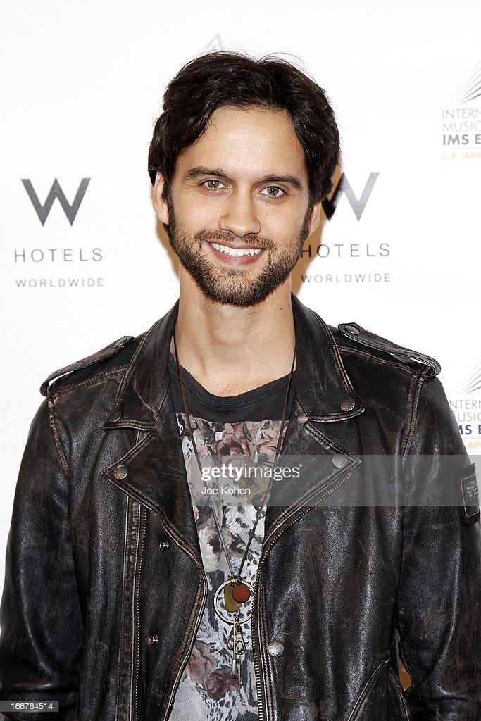 Actor Michael Steger attends W Hollywood Kicks Off IMS Engage With Symmetry at W Hollywood on April 16, 2013 in Hollywood, California.