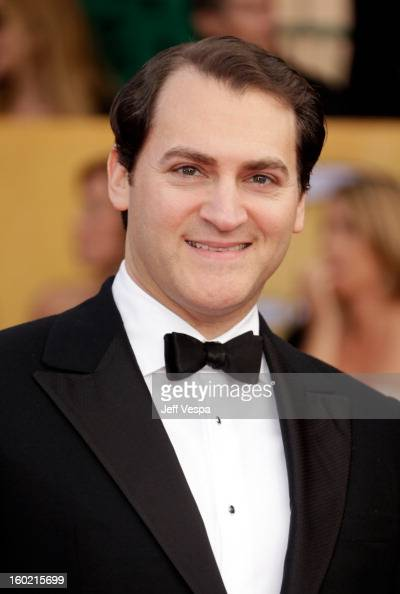 Actor Michael Stuhlbarg arrives at the 19th Annual Screen Actors Guild Awards held at The Shrine Auditorium on January 27 2013 in Los Angeles...