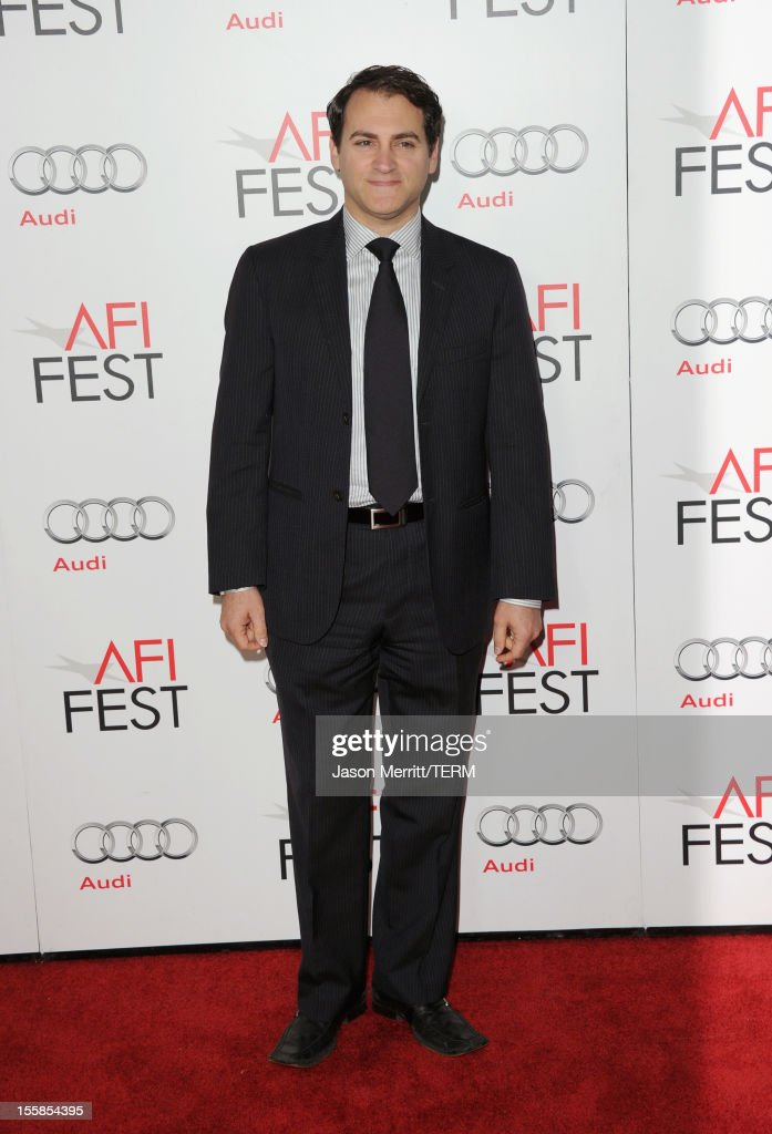 Actor <a gi-track='captionPersonalityLinkClicked' href=/galleries/search?phrase=Michael+Stuhlbarg&family=editorial&specificpeople=228317 ng-click='$event.stopPropagation()'>Michael Stuhlbarg</a> arrives at the 'Lincoln' premiere during AFI Fest 2012 presented by Audi at Grauman's Chinese Theatre on November 8, 2012 in Hollywood, California.