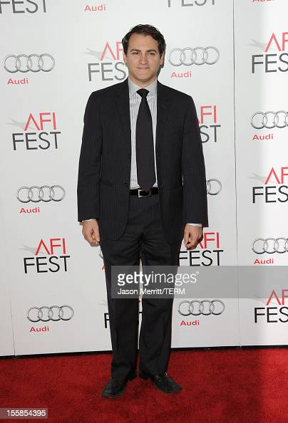 Actor Michael Stuhlbarg arrives at the 'Lincoln' premiere during AFI Fest 2012 presented by Audi at Grauman's Chinese Theatre on November 8 2012 in...