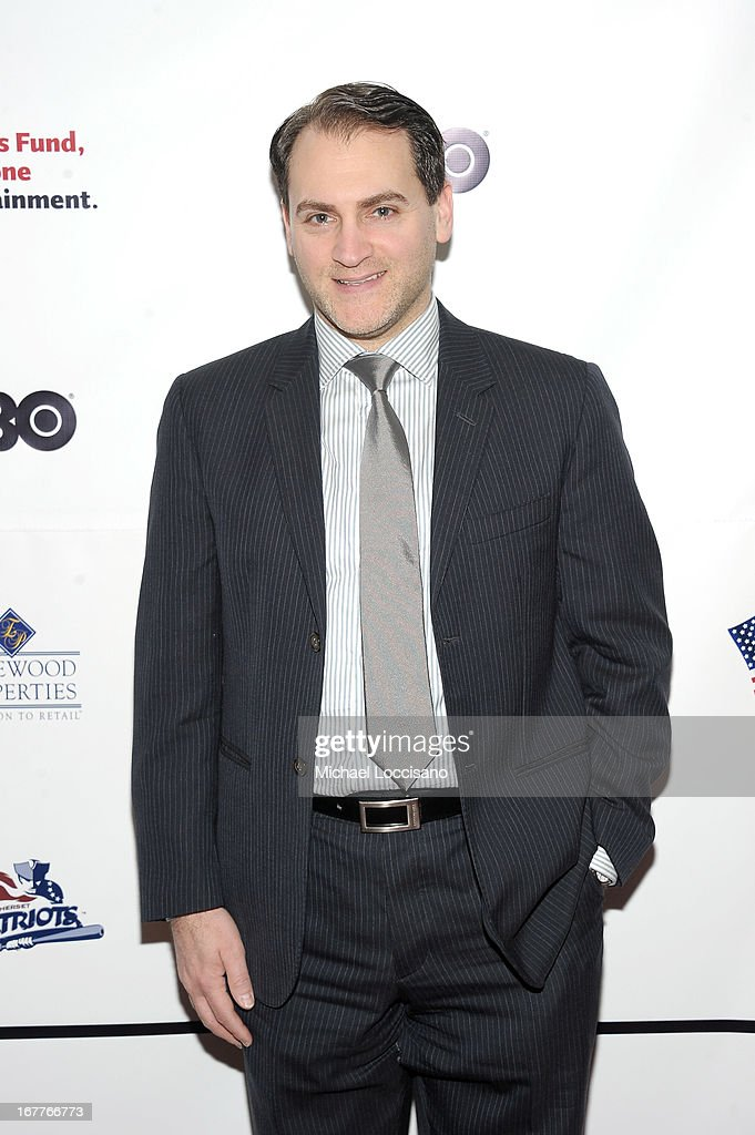 Actor Michael Stuhlbarg attends the 2013 Actors Fund's Annual Gala honoring Robert De Niro at The New York Marriott Marquis on April 29, 2013 in New York City.