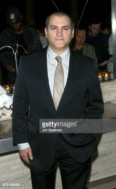 Actor Michael Stuhlbarg attends the after party for the screening of Sony Pictures Classics' 'Call Me By Your Name' hosted by Calvin Klein and The...