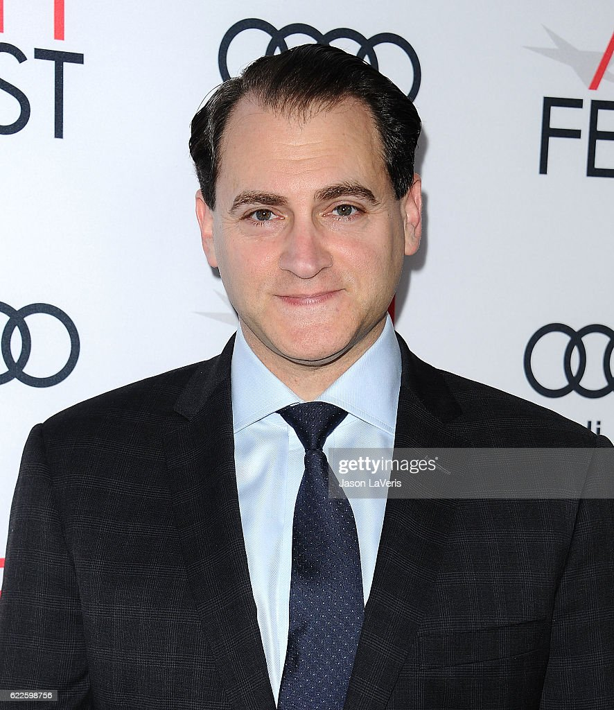 Actor Michael Stuhlbarg attends the premiere of 'Miss Sloane' at the 2016 AFI Fest at TCL Chinese 6 Theatres on November 11, 2016 in Hollywood, California.