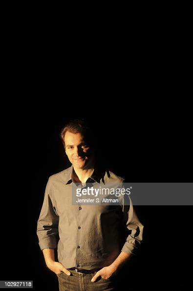 Actor Michael Stuhlbarg is photographed in New York for the Los Angeles Times