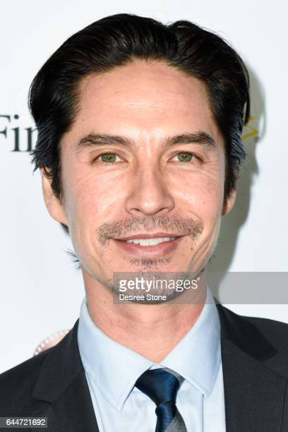 Actor Michael Teh attends the 12th Annual Final Draft Awards at Paramount Theatre on February 23 2017 in Hollywood California