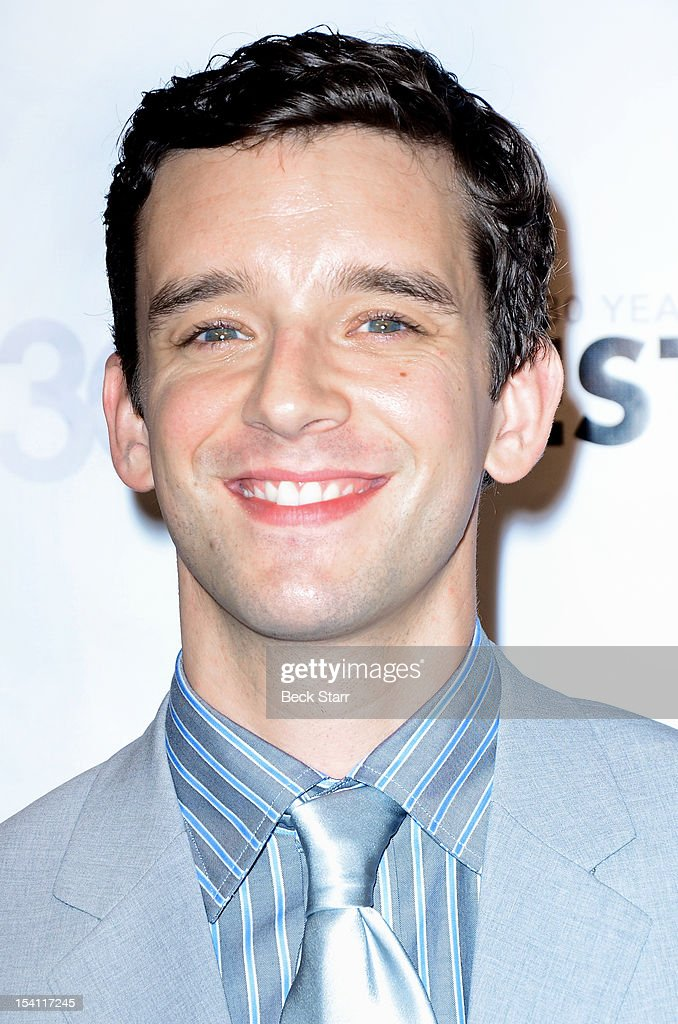 Actor <a gi-track='captionPersonalityLinkClicked' href=/galleries/search?phrase=Michael+Urie&family=editorial&specificpeople=883711 ng-click='$event.stopPropagation()'>Michael Urie</a> arrives at the 2012 Outfest Legacy Awards at Orpheum Theatre on October 13, 2012 in Los Angeles, California.