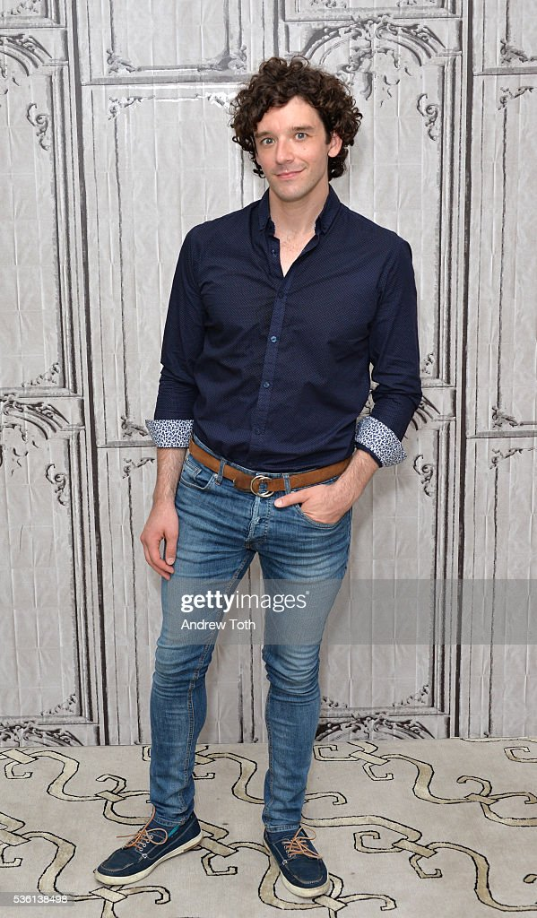 Actor <a gi-track='captionPersonalityLinkClicked' href=/galleries/search?phrase=Michael+Urie&family=editorial&specificpeople=883711 ng-click='$event.stopPropagation()'>Michael Urie</a> attend the AOL Build Speaker Series <a gi-track='captionPersonalityLinkClicked' href=/galleries/search?phrase=Michael+Urie&family=editorial&specificpeople=883711 ng-click='$event.stopPropagation()'>Michael Urie</a> discusses hosting The 61st Drama Desk Awards at AOL Studios In New York on May 31, 2016 in New York City.