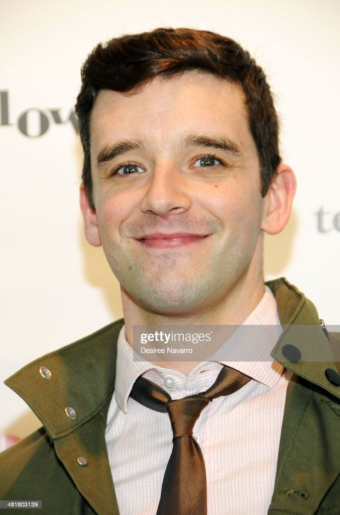 Actor <a gi-track='captionPersonalityLinkClicked' href=/galleries/search?phrase=Michael+Urie&family=editorial&specificpeople=883711 ng-click='$event.stopPropagation()'>Michael Urie</a> attends the Stage17 Premiere at Walter Reade Theater on March 31, 2014 in New York City.